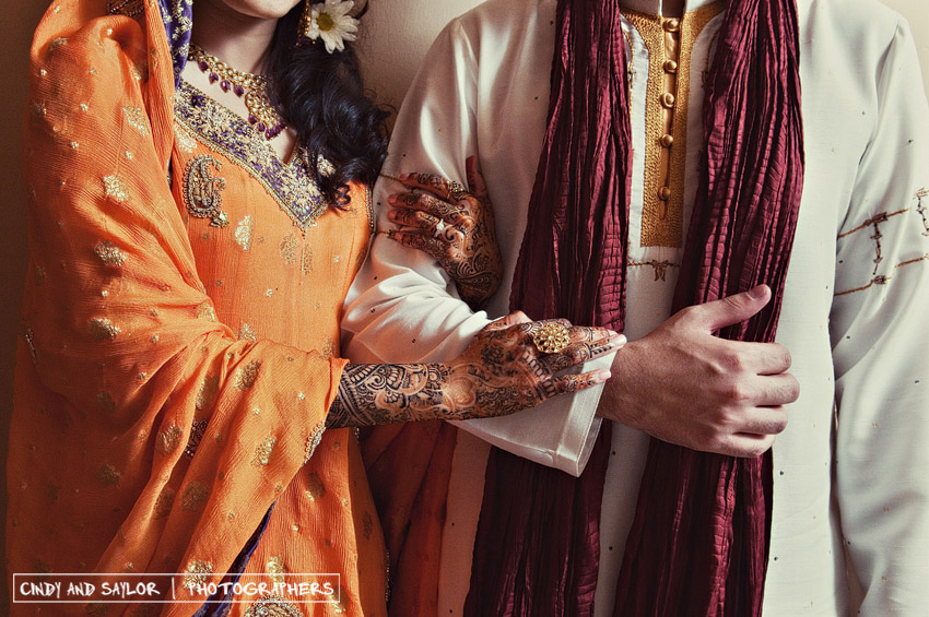 Pakistani Wedding Portraits