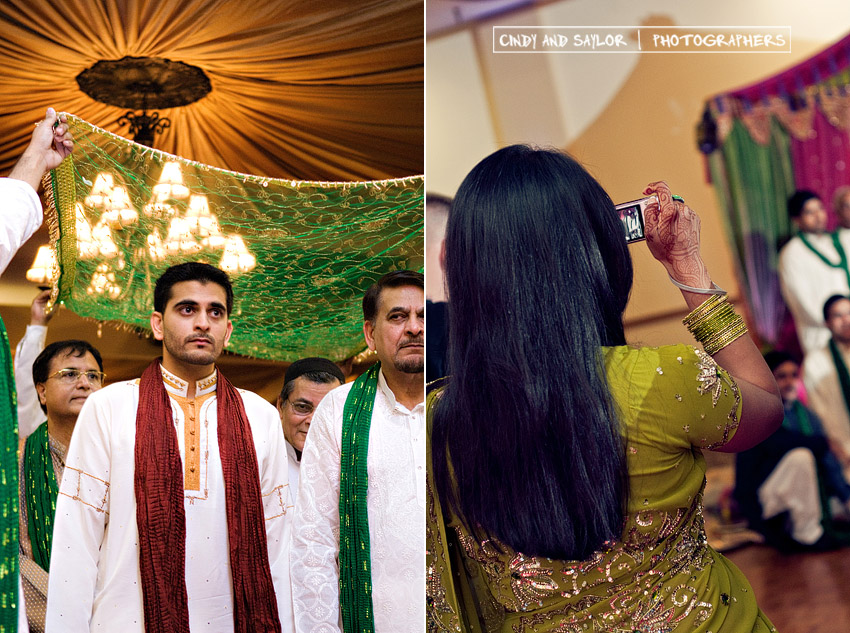 Richardson Pakistani Wedding Photographer