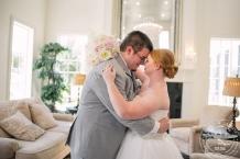 southern wedding at the milestone in denton texas