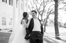 Wedding at The Milestone in Aubrey Texas; Photos by Cindy and Saylor Photographers